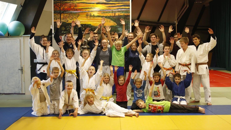 Judo für Kinder und Jugendliche Kindertraining 2