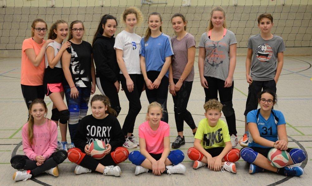 Volleyball Weibliche Jugend U18/20