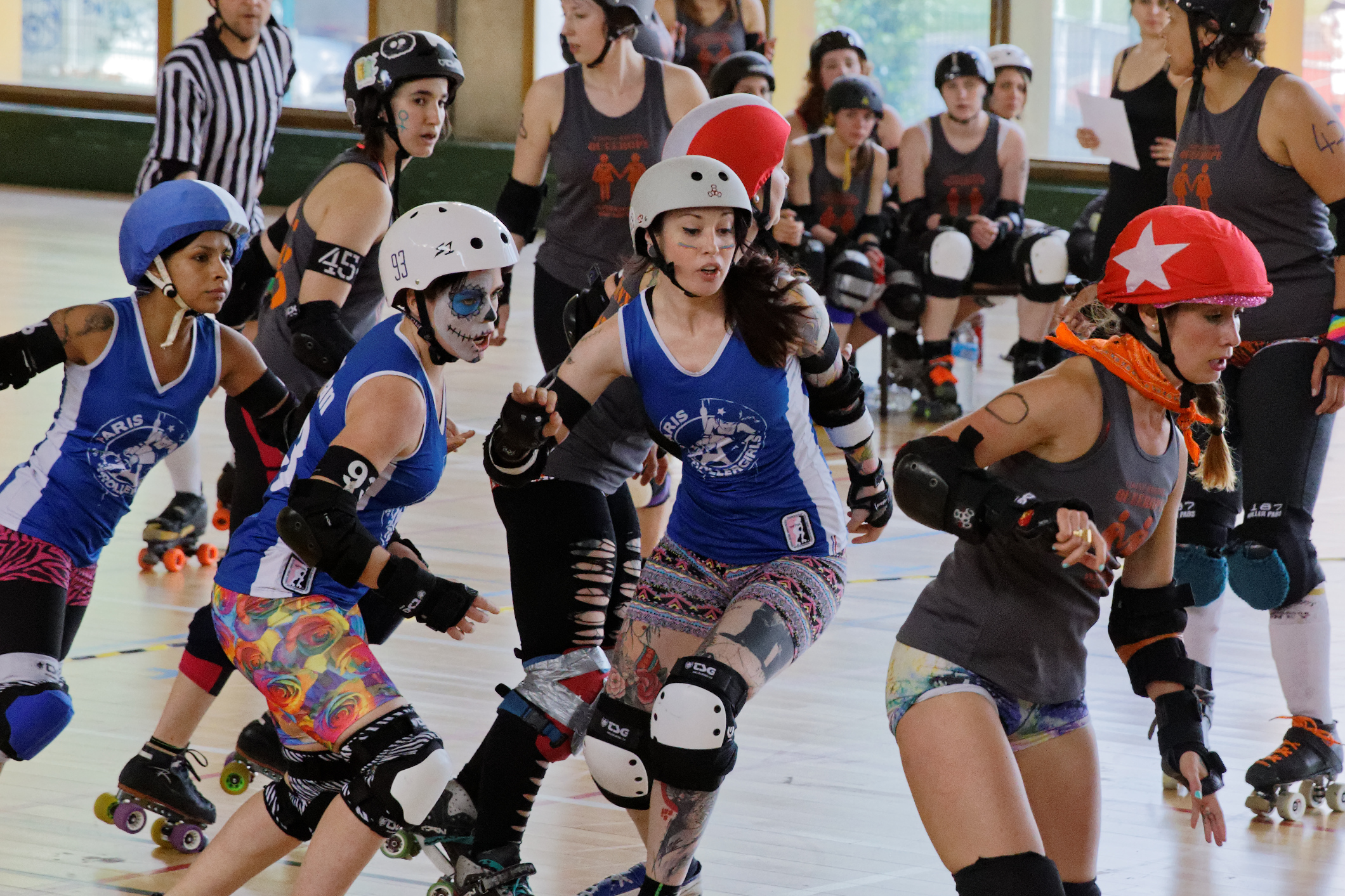 RollerDerby Experience