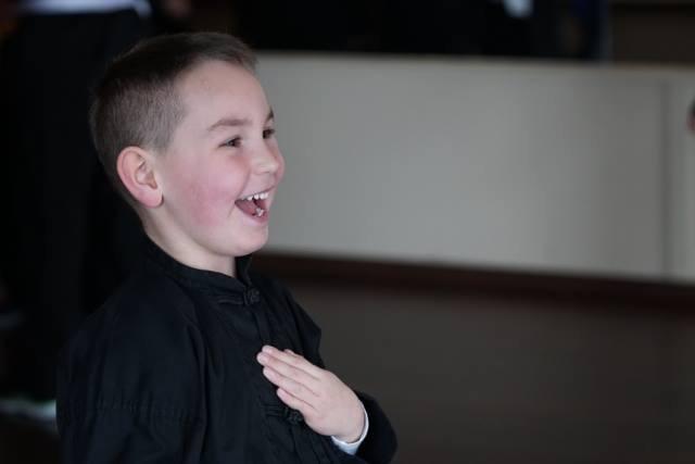 Kung-Fu-Schnupperkurs für Kinder 7 bis 11 Jahre