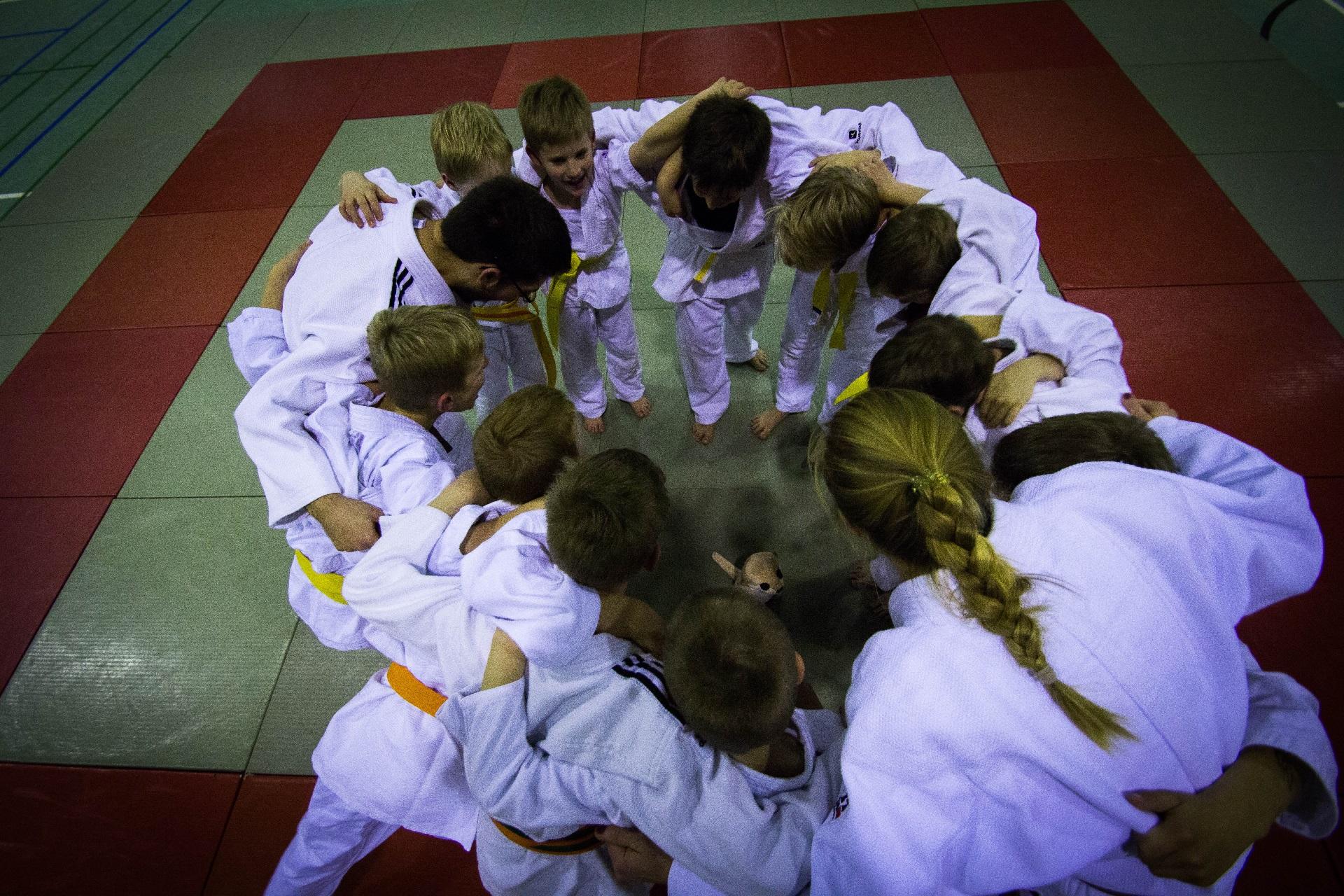 Judo für Kinder (5-9)