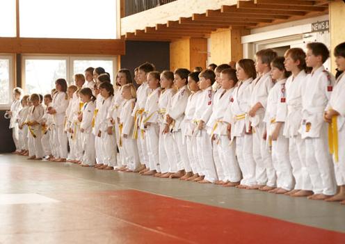 Judo für alle Altersklassen