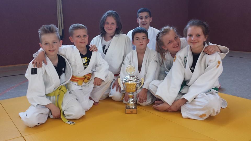 Judo Prüfungstraining