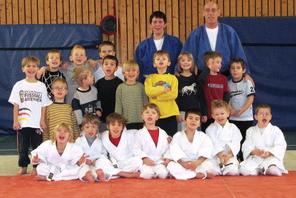 Judo ab 4 Jahren
