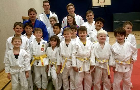 Judo für Kinder