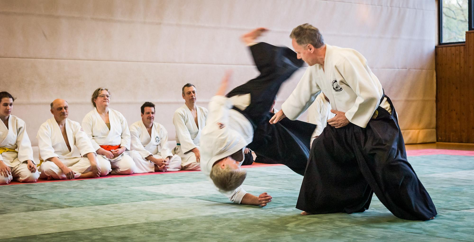 Aikido – Anfängerkurs für Einsteiger*innen