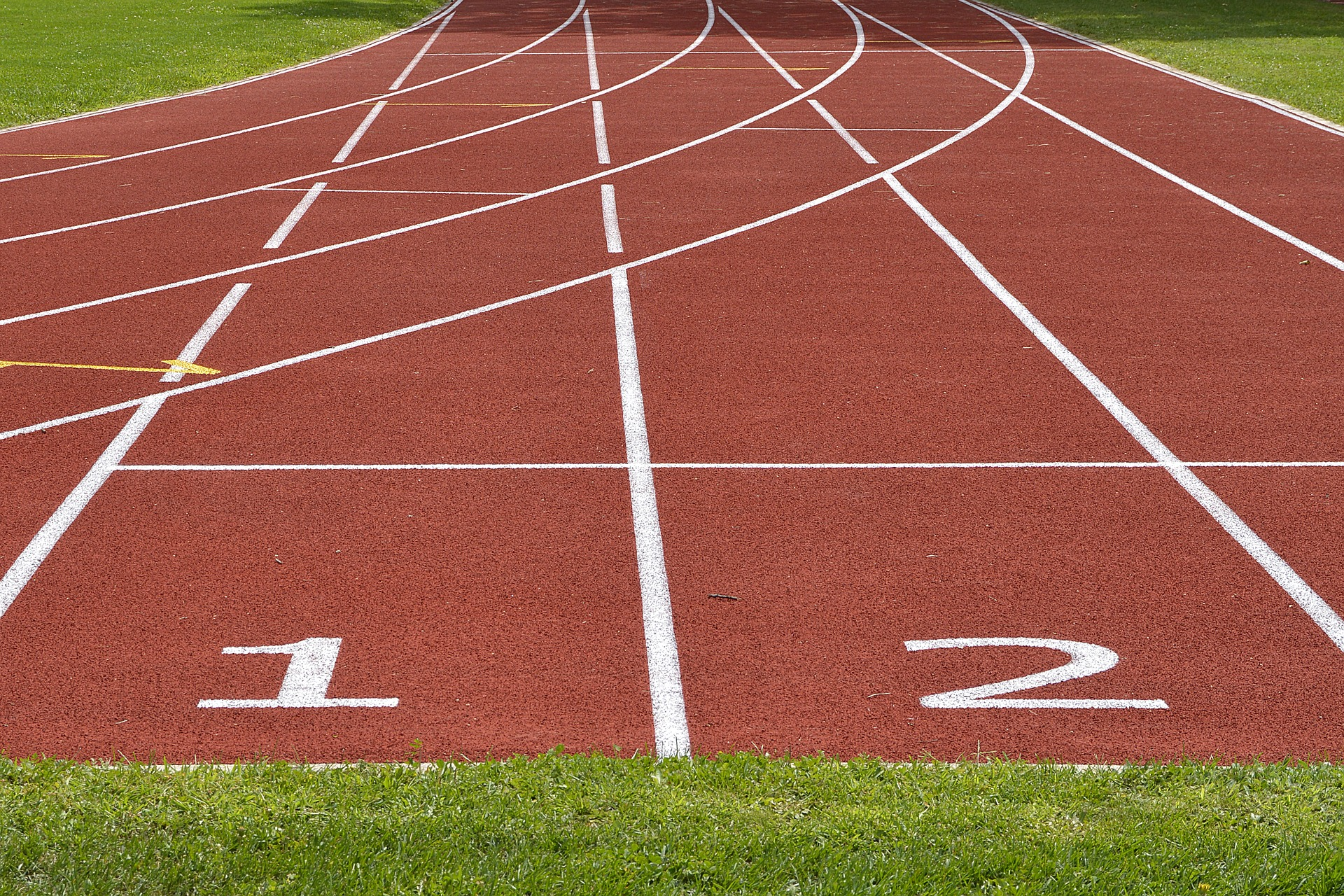 Leichtathletik für 6-8 Jährige