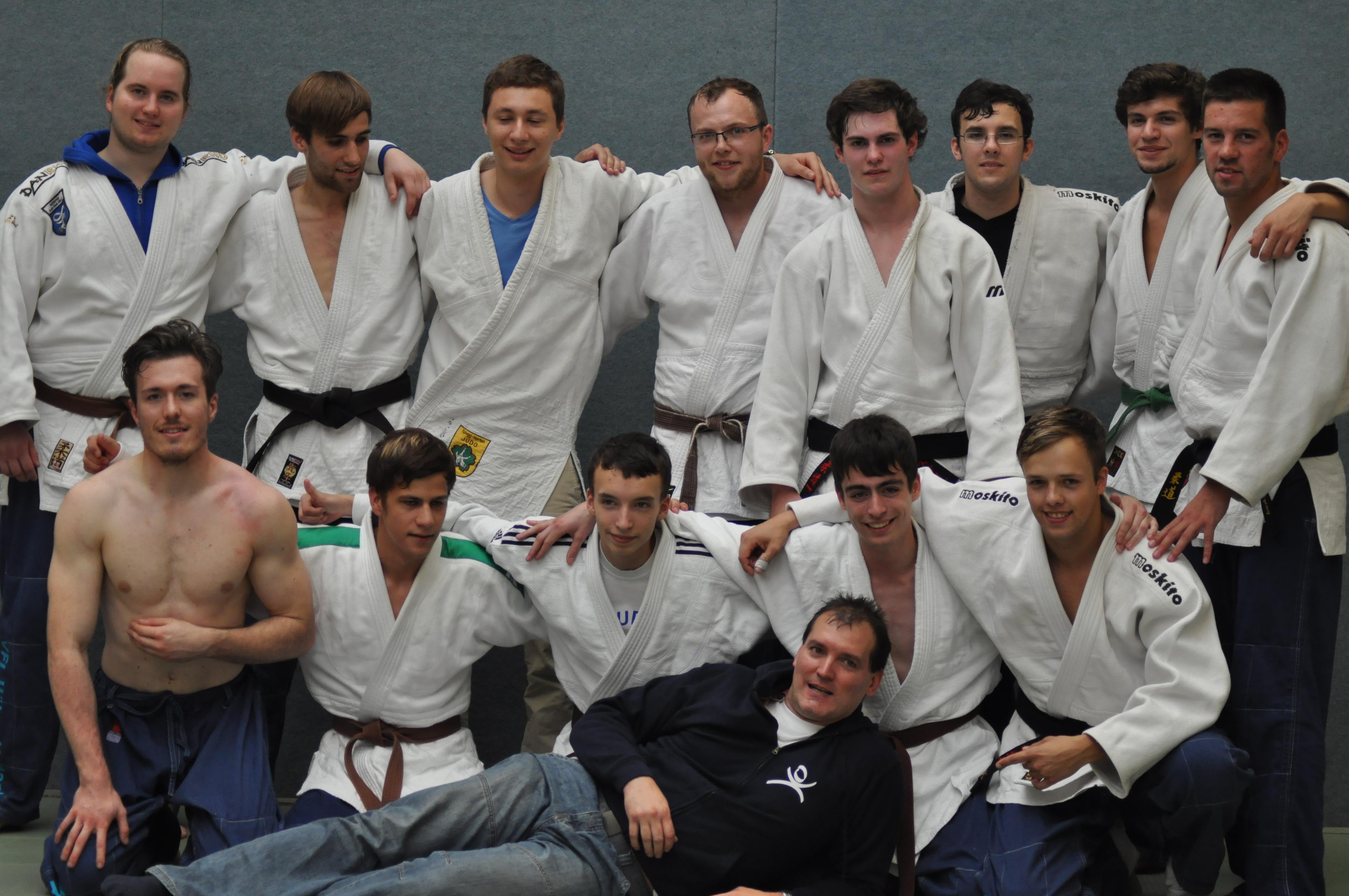 Judo für Erwachsene