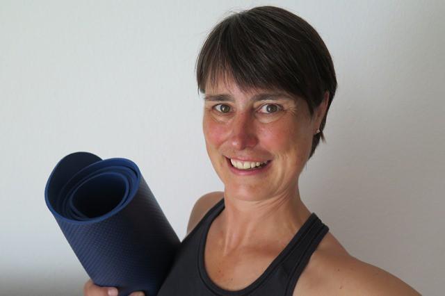 YIN Yoga - Faszien, Musklen und Bindegewege flexibel halten