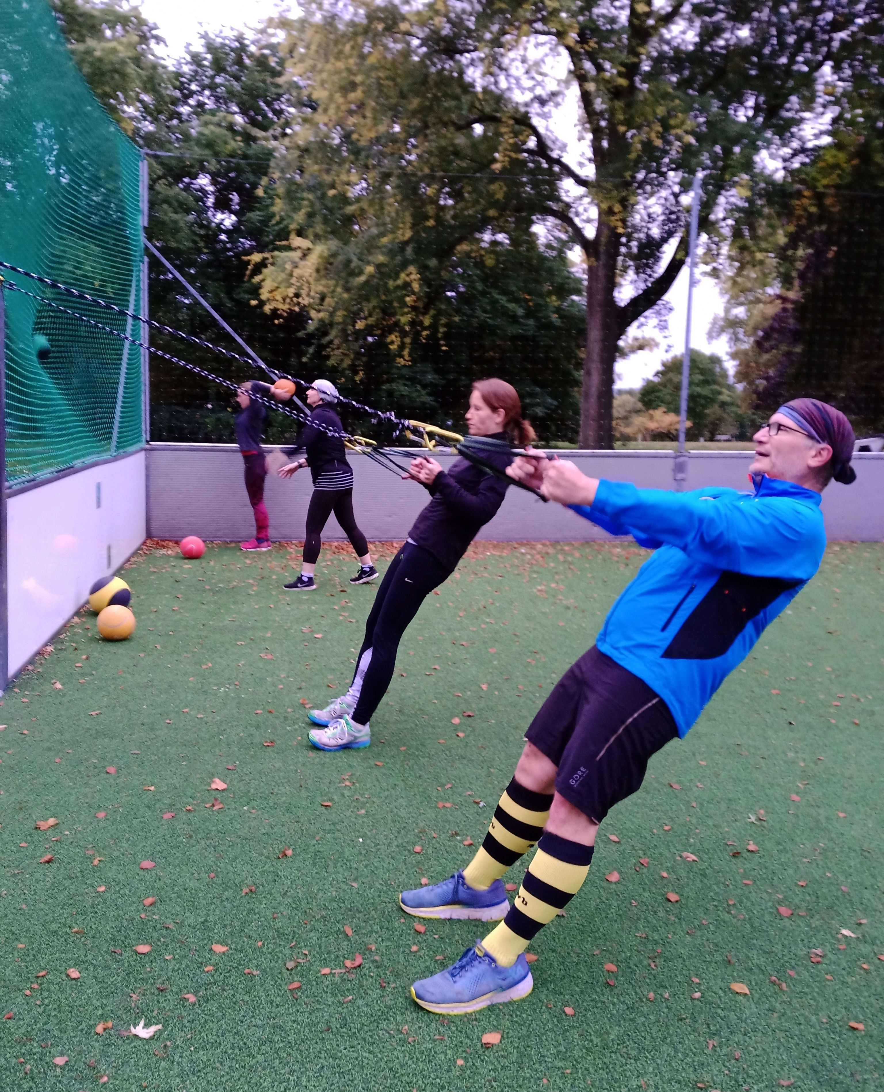 Early Bird Workout nach dem runcademy-Trainingskonzept