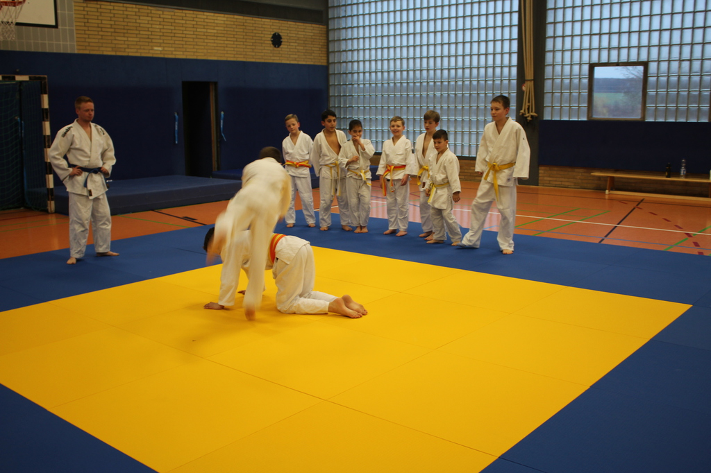 Judo für Kinder und Jugendliche
