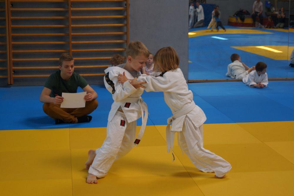 Judo für Kinder / Vorschulkinder