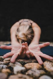 Lena, Yogastudio LU YOGA