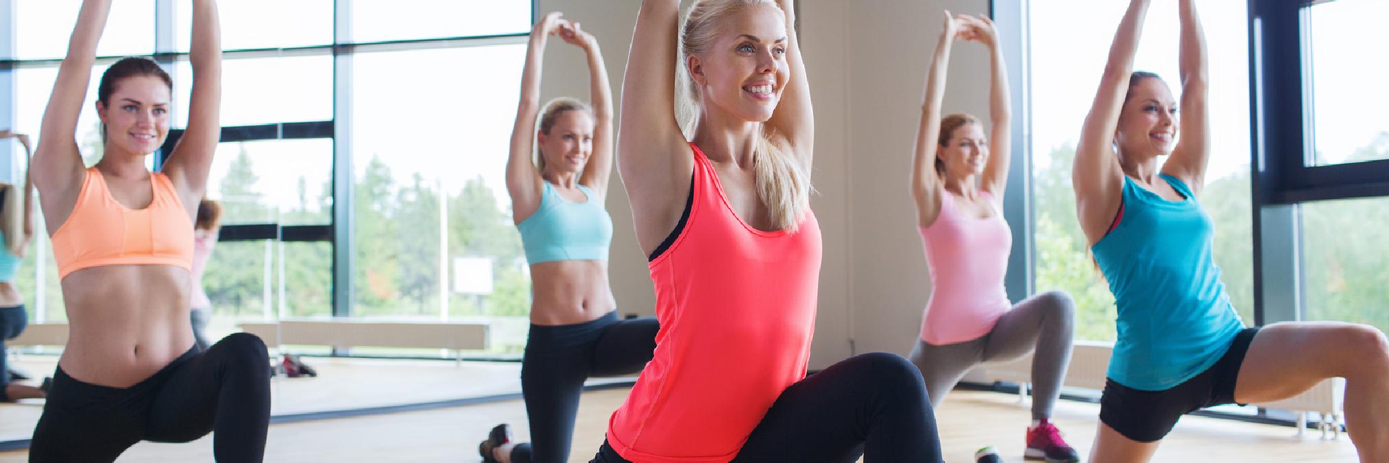 Aerobic-Gymnastik