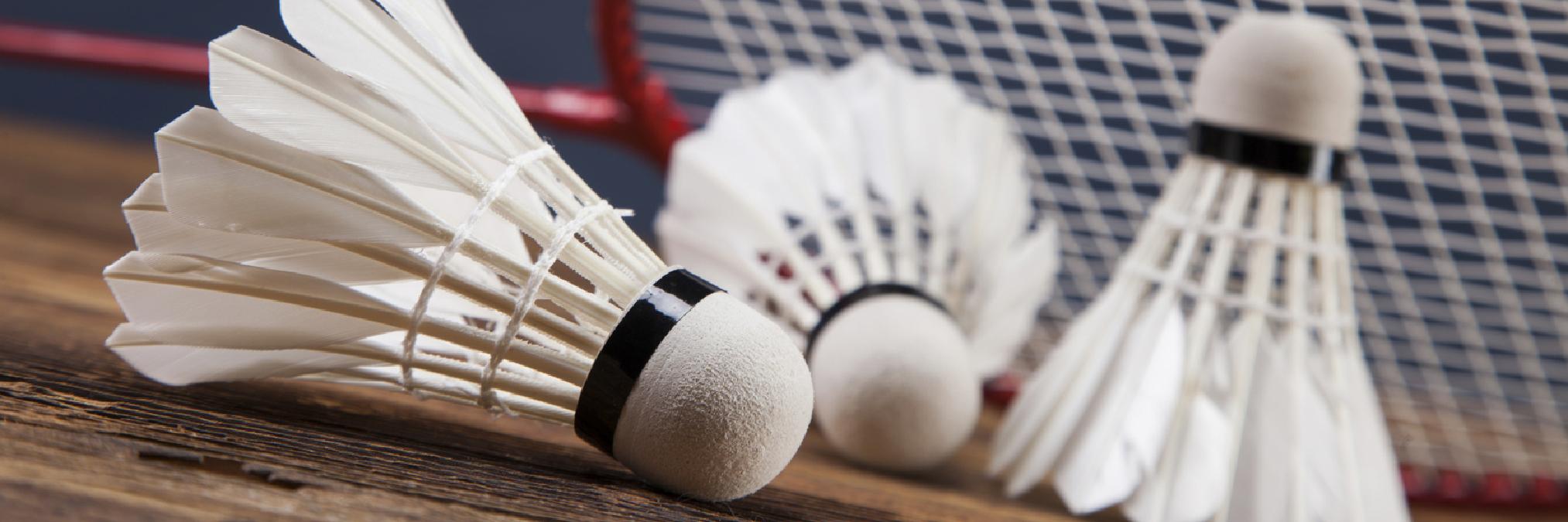 Badminton für Hobbyspieler