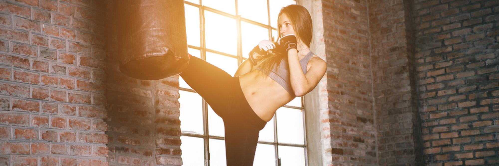 Kickboxen für Anfänger