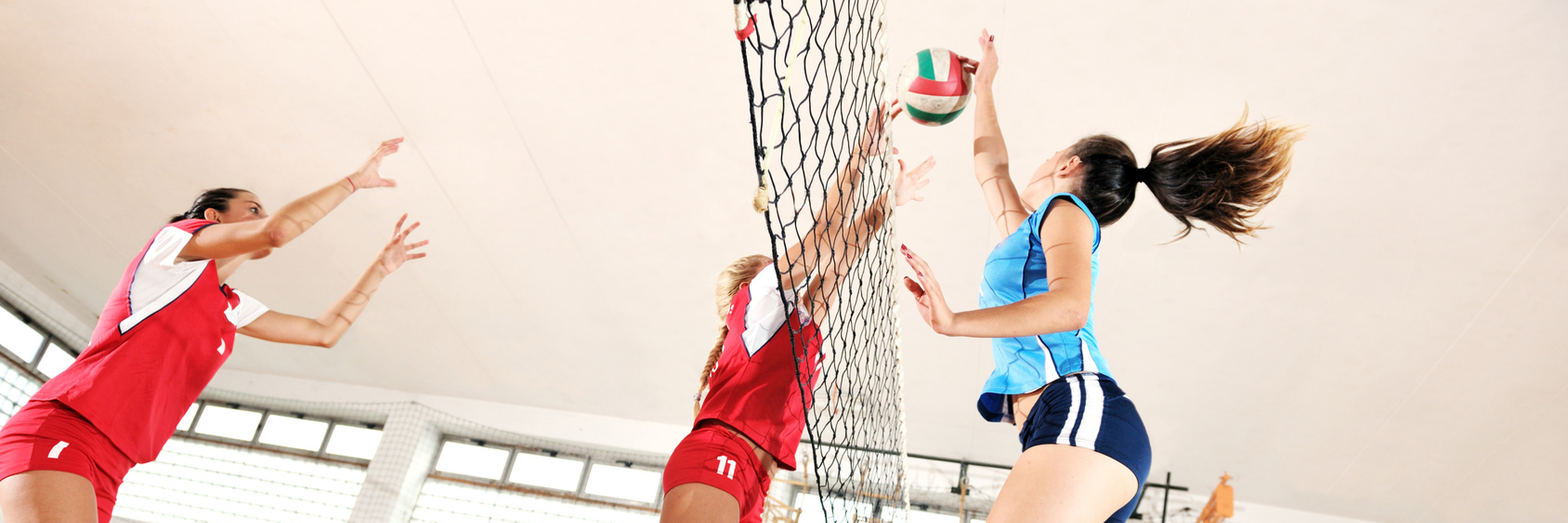 Volleyball U16 Frauen (Sommer)